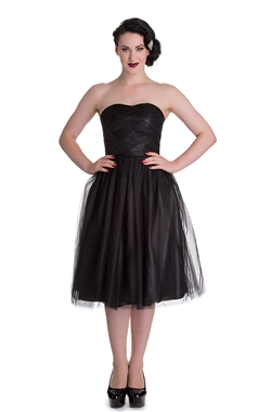 Hell Bunny Gothic Tamara Dress