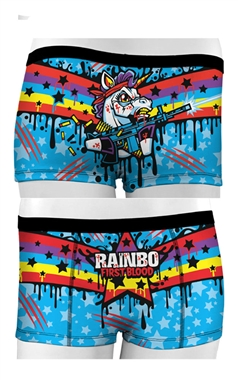 Period Panties Rainbo: First Blood Boy Shorts