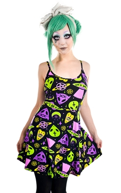 Rat Baby Alien Ritual Dress