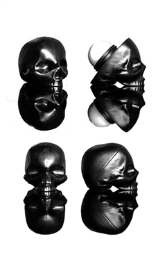 Rebels Refinery Black Skull Lip Balm - 3 Flavours Available