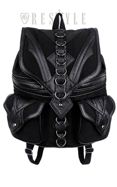 Restyle Gothic Dragon Backpack