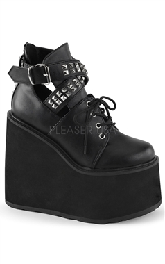 Demonia Swing 05 Chunky Platform Shoes