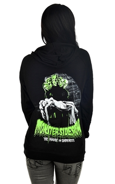 Too Fast Monster Sideshow Hoody