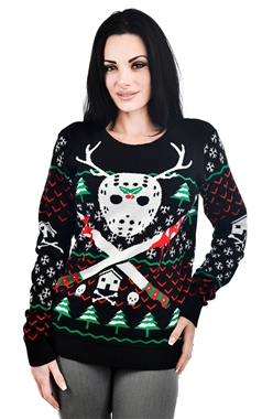 Too Fast Reindeer Games Xmas Sweater