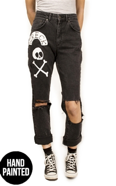 The Ragged Priest Alternative Salvage Jeans