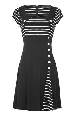 Voodoo Vixen Retro Linda Dress